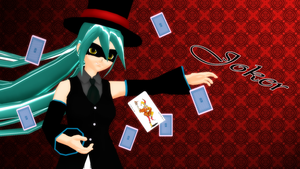 Let's play a card game by Galatea-san