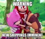 Knuckles the pimp by sonamy-666