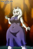 VB8: Toriel - Pie Time (SFW) by ViroVeteruscy