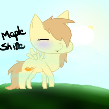 .:Maple Shine:. by Star-Scamper