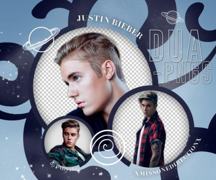 PACK PNG 315 // JUSTIN BIEBER by DUA-PNGS