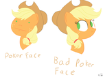 Bad pokerface by theprojecteco