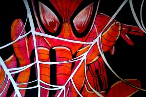 Spiderman by maenzchen