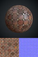 Terracotta Tiles by Leonid-k