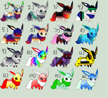 Gradeint eevee adopt sheet - CLOSED by ACs-adoptables