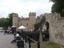Tower of London 2 by Magdyas