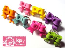 ribbons rings by KPcharms