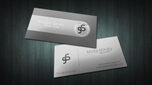 Business Card by curtisblade