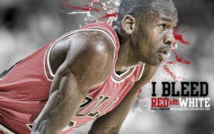 Michael Jordan Wallpaper by IshaanMishra