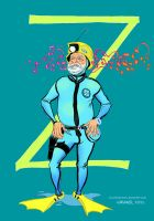 the Zissou by kickstandkid78
