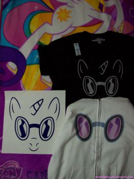 Vinyl Scratch Composite Decal by madrigles