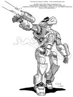 Battletech: Falcon by Mecha-Zone