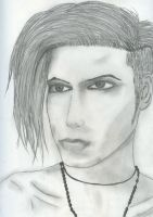 Andy Biersack by AverageAttributes