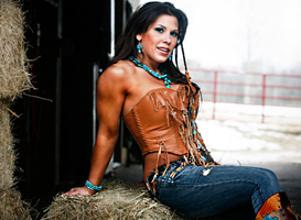 Mickie James IV by Deathcrimson0