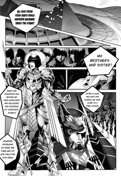 Gungear EMA: Fall of an Empire Page 1 by Parth-Makeo