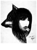 Wolf girl -Design by Eason41