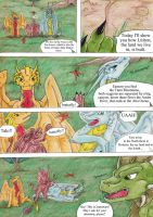 Dragon Life chapter 2 page 2 by ChibiMieze