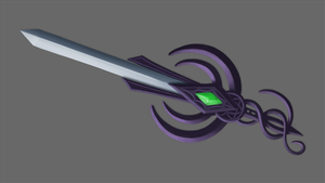 Sword Design by CodeFly