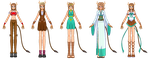 Zodiac Pageant Contest Entry by xavs-pixels