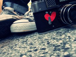 Love my old camera by screamst