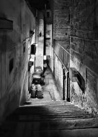 The Alley of Broken Dreams by BusterBrownBB