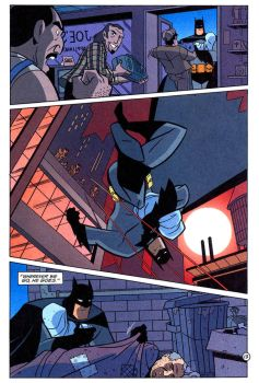 Batman: Gotham Adventures #26 - 13 by TimLevins