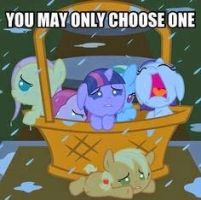 Pick Your Foal by DigitBrony