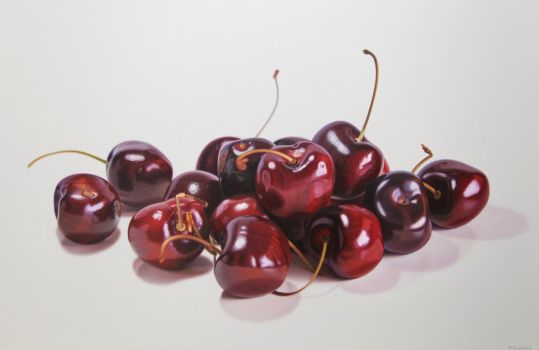 Enjoy some cherries by ruddy84