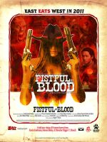 fistful of Blood poster comp 3 by LiamSharp