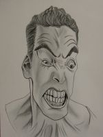 Caricature 4 by hcollazo2000