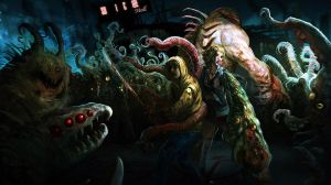 lovecraftian apocalypse by unded