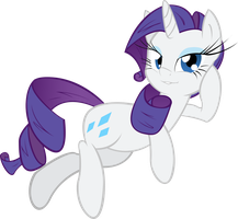 Rarity - Hello There! by AB-Anarchy