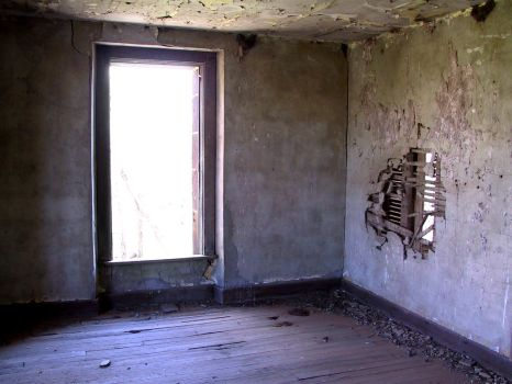 Abandoned Hotz Building 17 by Falln-Stock