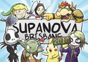 Supanova Brisbane by cute-death