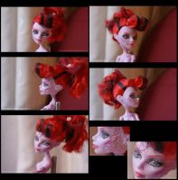 My Third Repaint by MySweetQueen-Dolls