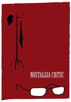 The Critic - Nostalgia Critic DVD Cover contest by ivanly