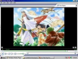 screen cap from inuyasha by TimeyWimeyWearables