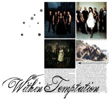 Within Temptation by Musical-Riley