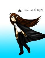 Revision, Act 1, Cover by Snowstorm102