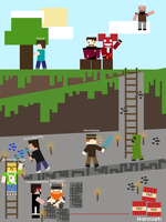 Welcome to Minecraft by Hannieh