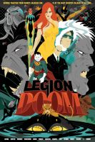 Legion of Doom by MikeMahle
