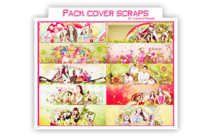 241114 Pack Cover Scraps (Share Freeeeee :v) by thecrazyBangie