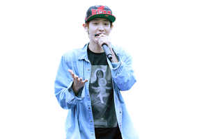 Chanyeol render 3 by KyleSESS