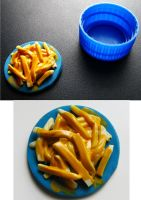 Cheese fries by SarahRose