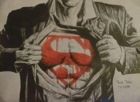 Superman by Maciek97x
