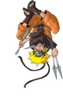 Naruto by 5000WATTS