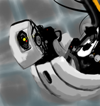 Glados by gabsters109
