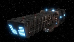 Destroyer Front by Emperor-of-Mars