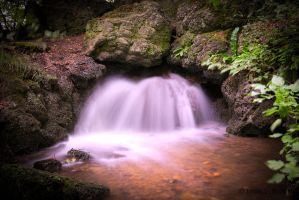 Waterfall by friedapi