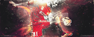 Dirk Kuyt - FC Liverpool by PochoGFX
